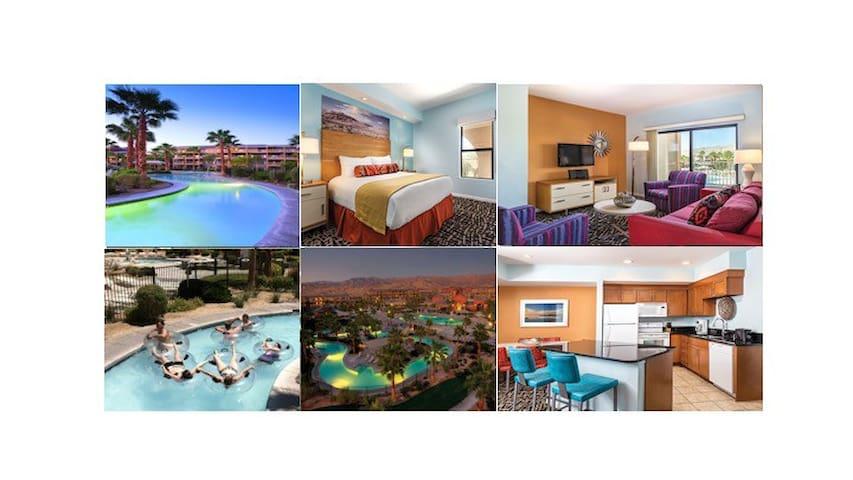 Luxury Condo~Slps4~NO CLEAN FEE~Coachella - Indio - Kondominium