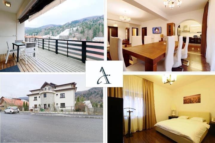 🔑 Apartment Sorica 🏔️  near the ski slope ❤️