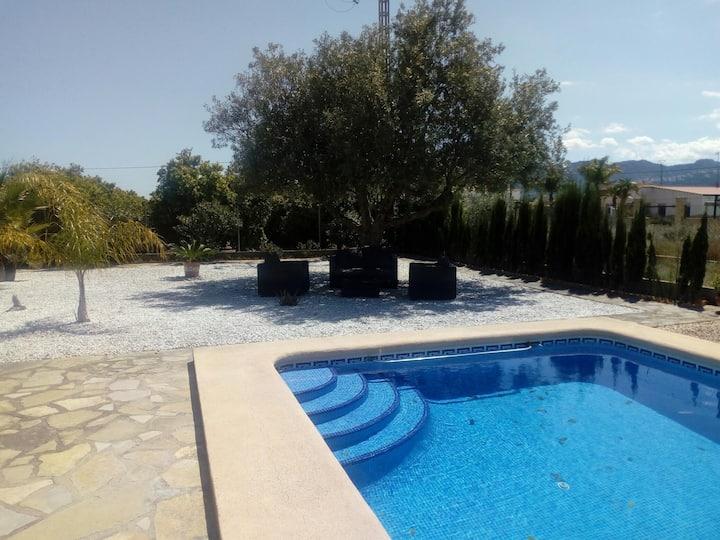 Dénia - Villa 4 chambres avec piscine privée