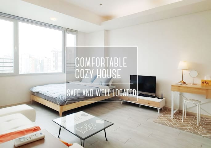 Spacious and Comfortable cozy house #1