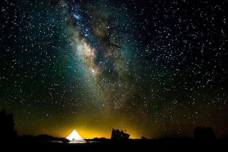 Original Grand Canyon Yurt Camp Under the Stars #2
