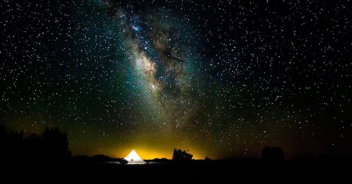 Original Grand Canyon Yurt Camp Under the Stars #2