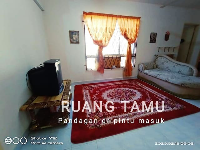 As Diamond Legacy's Homestay Labuan Indah (Room 1)