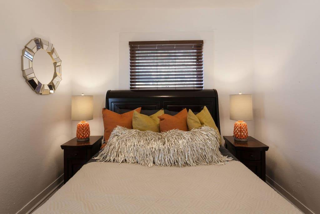 Casa Cali Bedroom