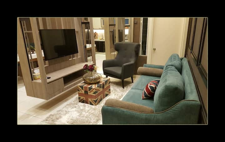 Epic residence ## Relax studio in Johor Town