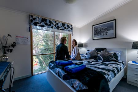Luxury Spa Apartment for 2, in  the Victorian Alps