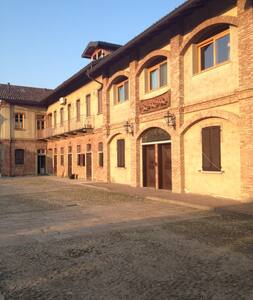 Luxury Luft - Typical Cascina - Pioltello - Loft