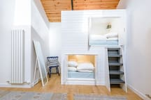 Wonderfully roomy box beds for children and adults to enjoy.