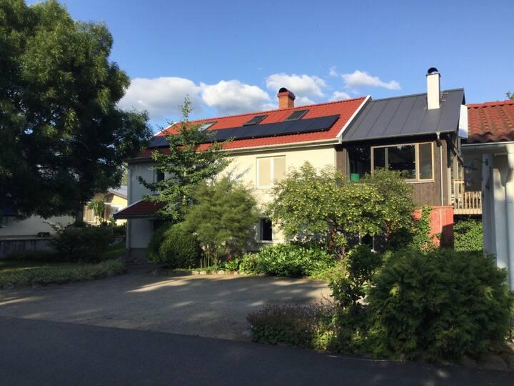 Fin lägenhet i Varberg, cyklar ingår!