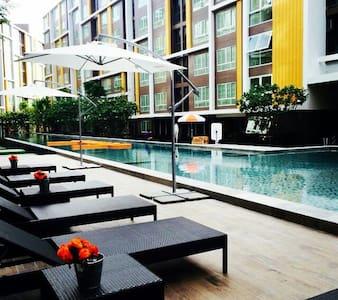 D condo บางแสนติดมหาลัยบูรพา - Tambon Saen Suk - Andre