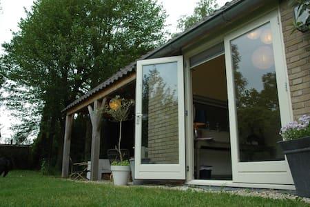 Garden studio near Amsterdam - Lakás
