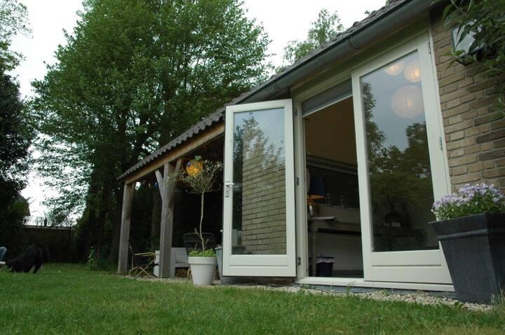 Garden studio near Amsterdam