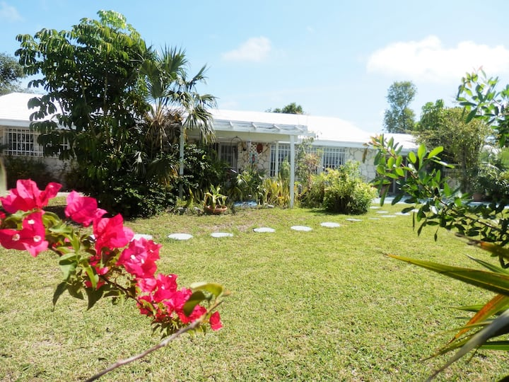 Bajamar bed & breakfast The Tropics