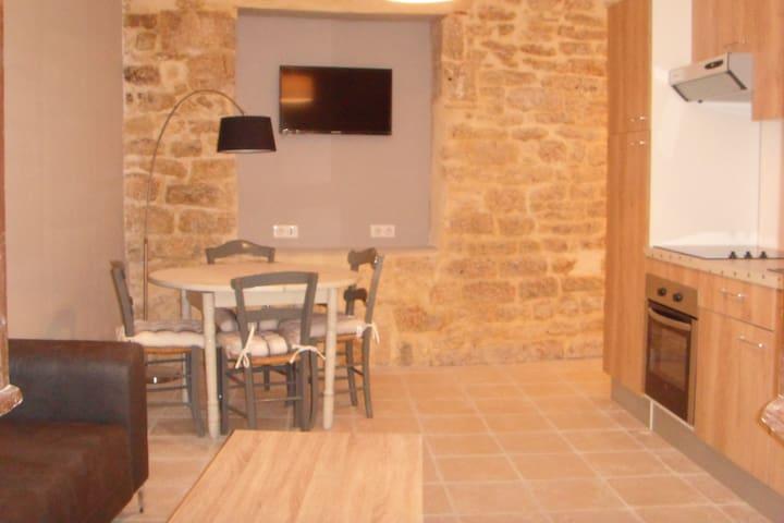 Appartement cosy - Sarlat-la-Canéda - Apartamento