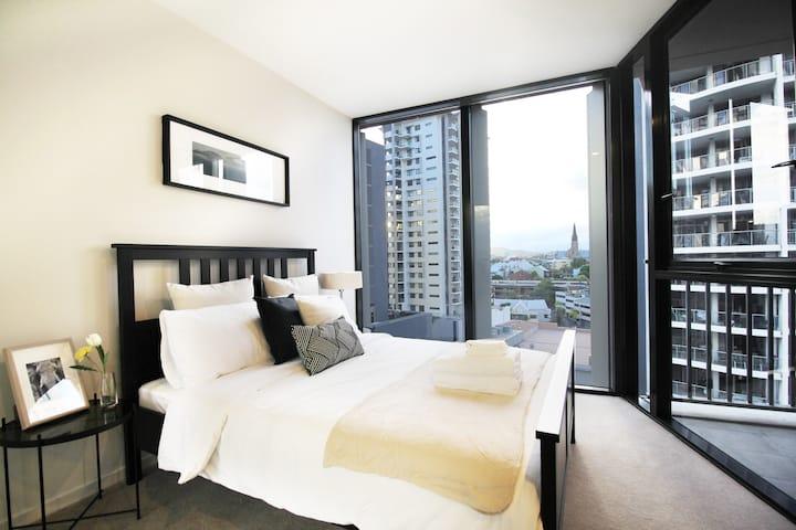 1B1B First Class Residence, Queen St, Brisbane CBD