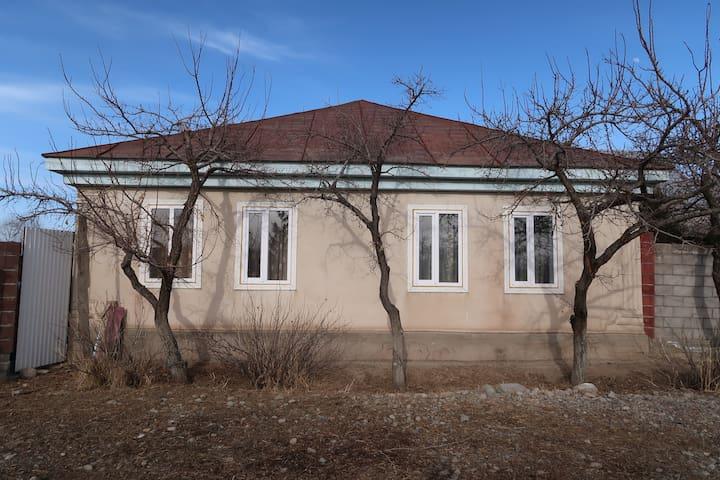 Guest House Ryskeldi at Barskoon