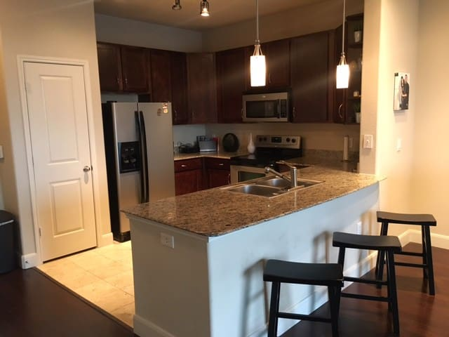 Modern/Cozy Condo - Galleria and Downtown - Houston - Apartment