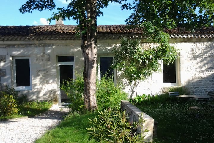 Charming little house near Angoulême