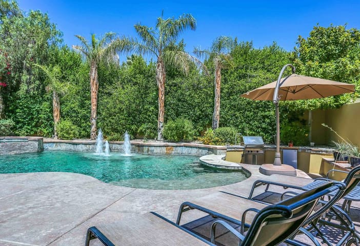 Music Festival | Gated Home with Pool & Hot Tub