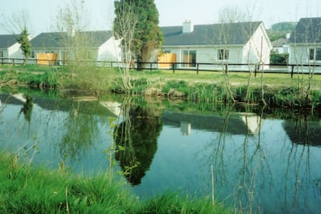 Robertstown Self Catering Cottage - sleeps 5 - Naas - Cabana