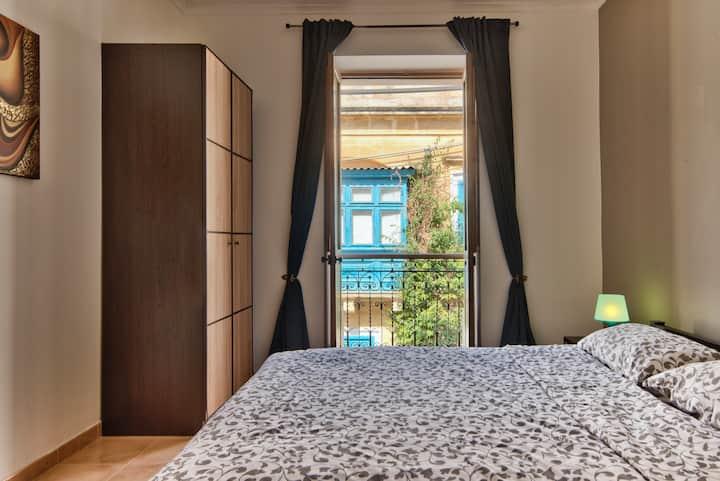 Central, cosy, Sliema 1-bedroom Apartment