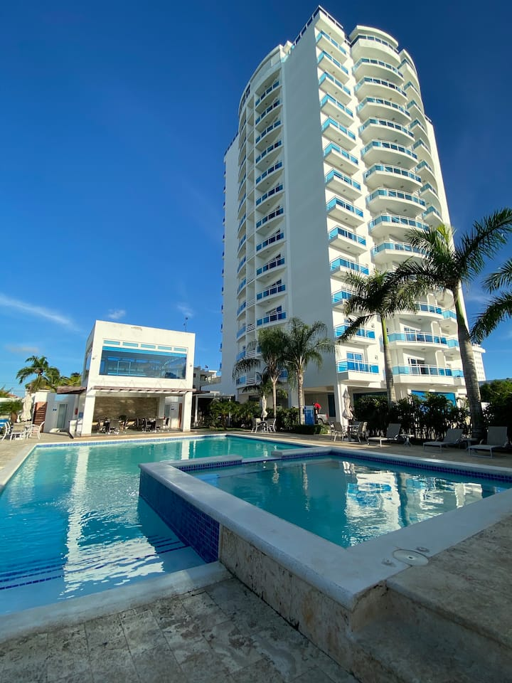 """Your Perfect Stay! Torre Las Velas, JD"""
