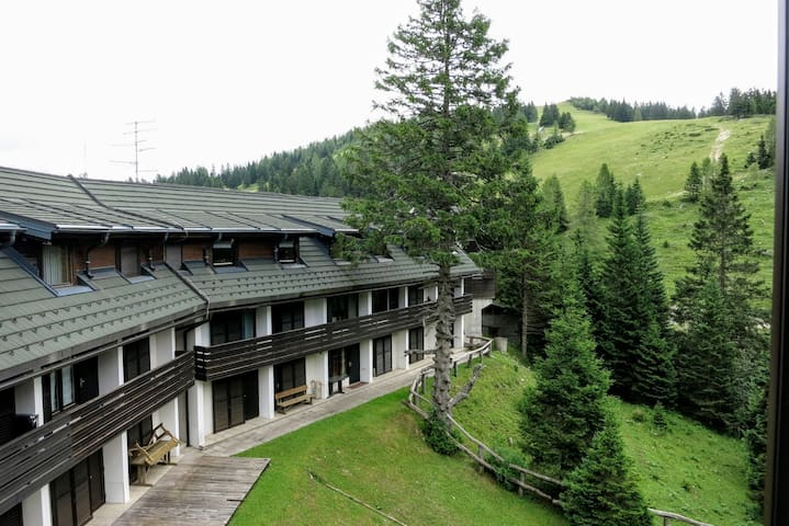 Cosy apartment in the mountains - Ambrož pod Krvavcem - Daire