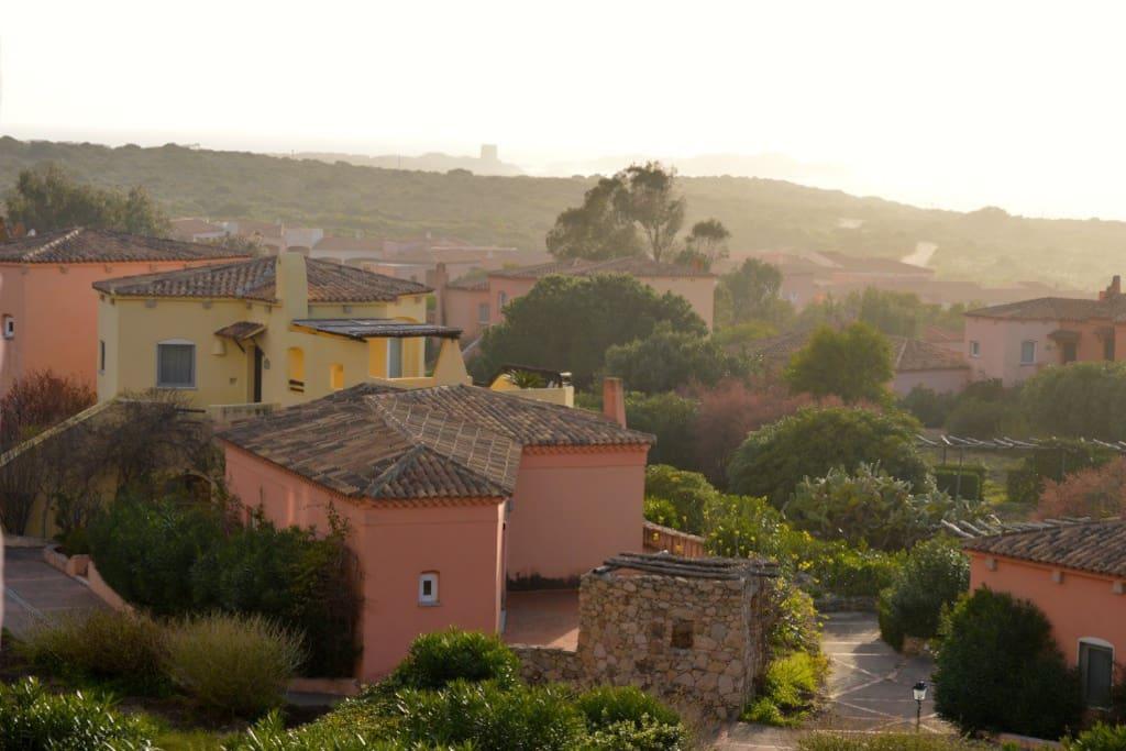 The Properties Set In Beautiful Rural Sardinia