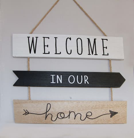 Welcome in Anna's Cottage