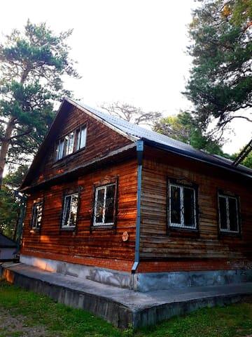 Гостевой дом в Зенковском парке
