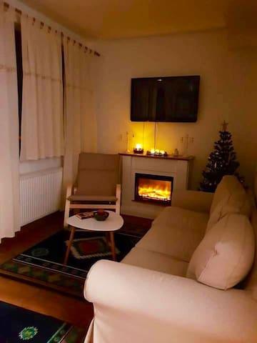 Cozy apartment close to Bradu Ski Slope
