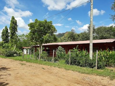 Hostal y Camping Los Chorros