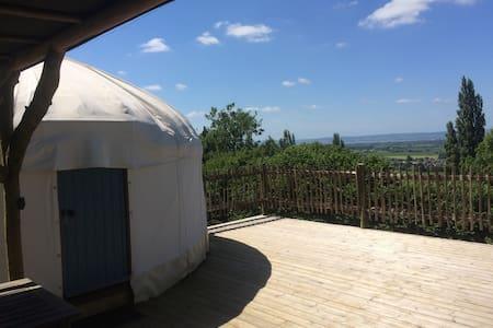 The Teasel Yurt