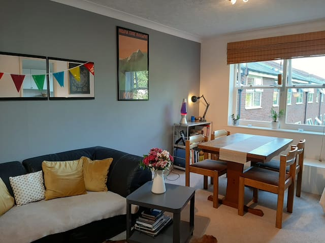 Cosy and Bright One Bedroom Flat