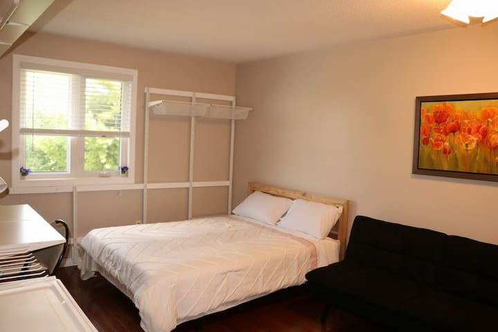 Big, clean and comfortable room in good location