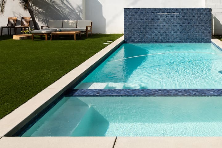 New Private Modern Guesthouse/POOL near Hollywood