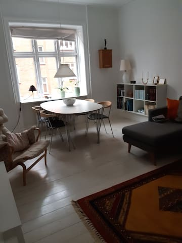 Nice and cozy apartment, 5 minutes from inner city