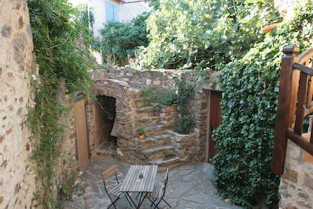 Joli gite avec cour et terrasse - Tordères