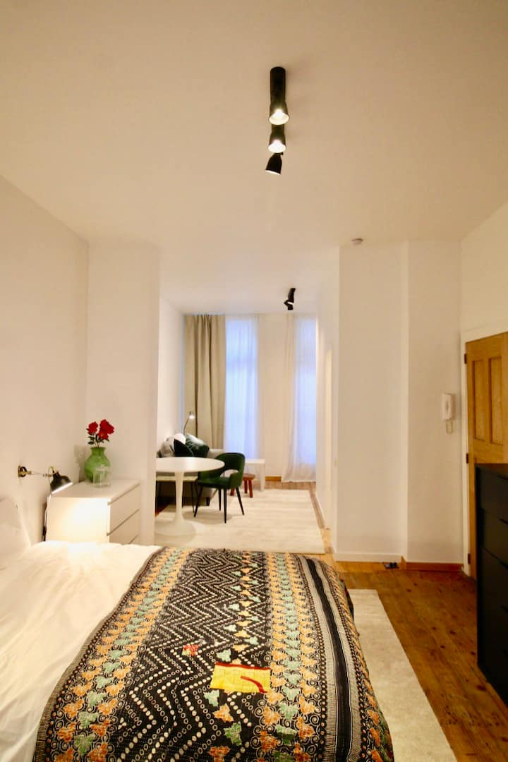 ★ Superb Apartment best location - Saint-Gilles  ★