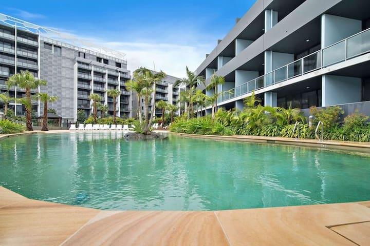 Modern Inner City Apartment with pools - Zetland - Apartament