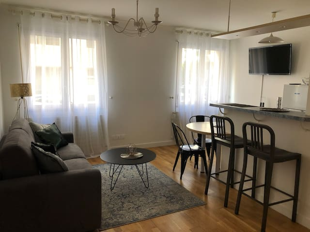 Appartement lumineux !