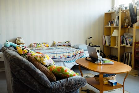 Cozy studio in the centre of Porvoo - Porvoo - Appartement