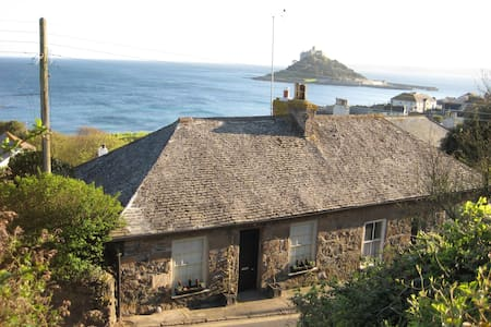 Romantic cottage with fantastic coastal views - Marazion - 一軒家