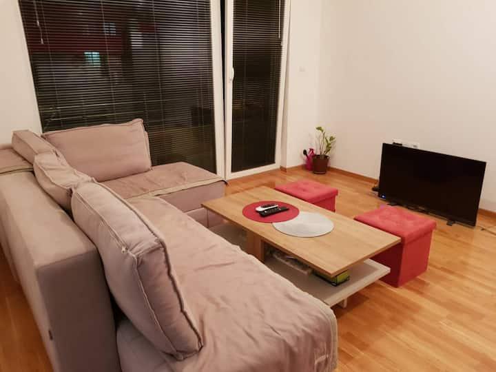 Bisera's apartment