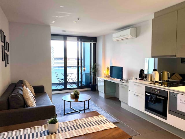 SpringLeave, comfy apartment in a perfect location