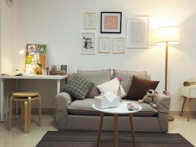 At NANSHAN Hi-tech Park Apartment - 深圳市 - Appartement