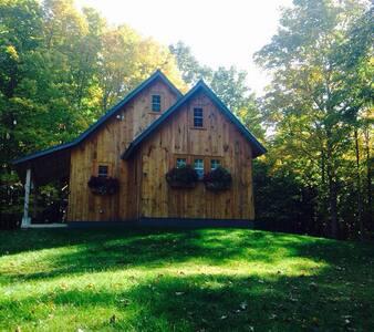 Cozy Vermont Cabin - Whiting - 独立屋