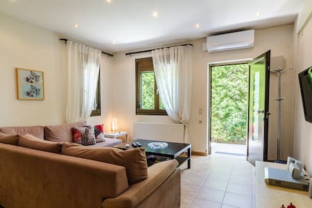 Cozy, luxury apartment fully equipped in Heraklion