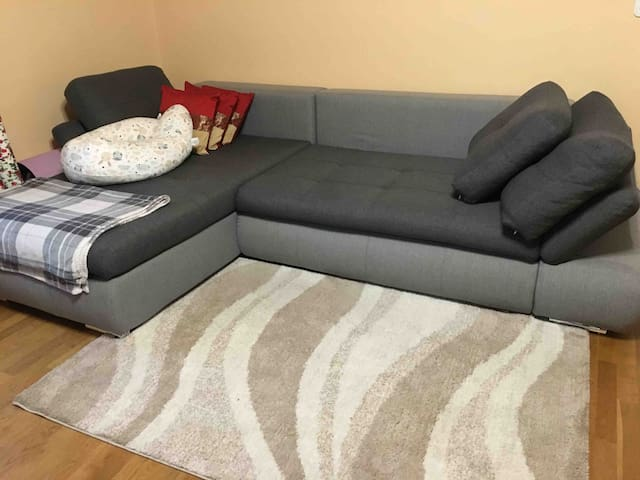 Additional Sofa Bed if needed (for more than 2 guests booking)
