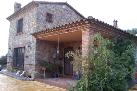 HOUSE IN THE SIERRA DE ARACENA. CORTEGANA - Cortegana - Talo